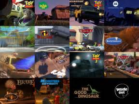 Disney pixar complilation the pizza planet truck by perbrethil on