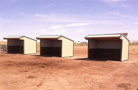 Metal Run In Shed Kits by Wrangler Run In Shelter Kits Klene Pipe Structures