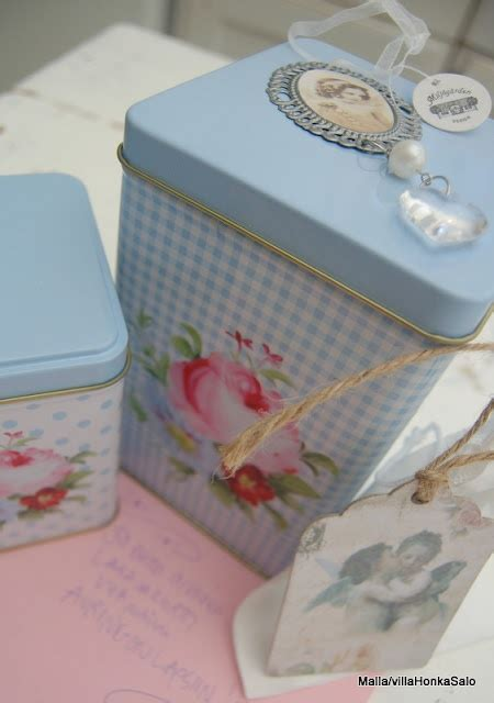 pretty tins shabby chic vintage pinterest cabbage roses cabbages and search