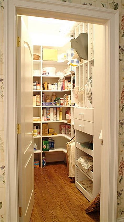 Pantry Ideas For Kitchens | 31 kitchen pantry organization ideas storage solutions