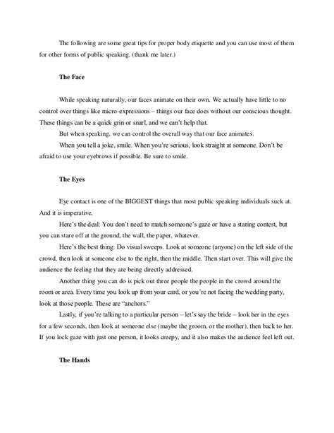 Best Man Speech for a Younger Brother