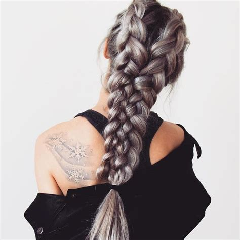 how to braid hair warrior style the best braids for long hair boss babes wonder forest