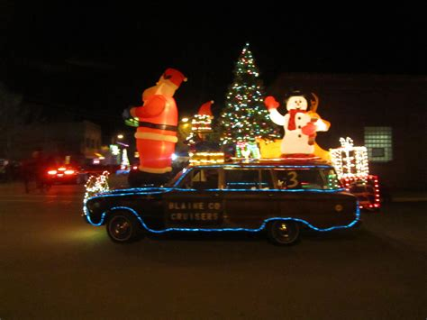 lighted christmas parade ideas light parade ideas decoratingspecial