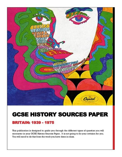 Paper History - history paper guide and questions