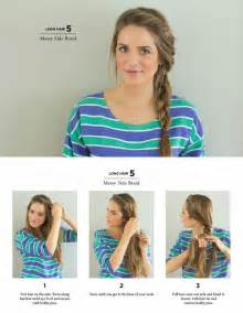hairstyles for your crush pretty side braid hairstyles popular haircuts