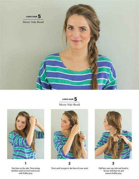 cute hairstyles to look good for your crush pretty side braid hairstyles popular haircuts