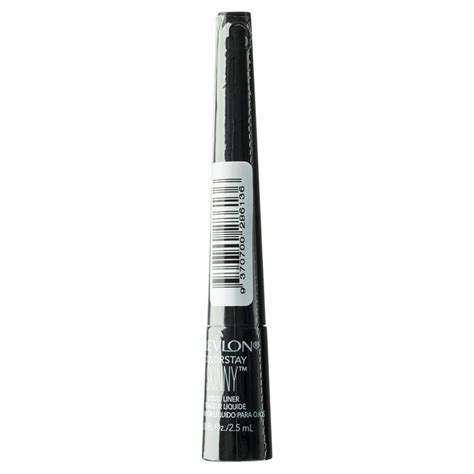 Revlon Eyeliner Liquid buy revlon colorstay liquid eyeliner black out at