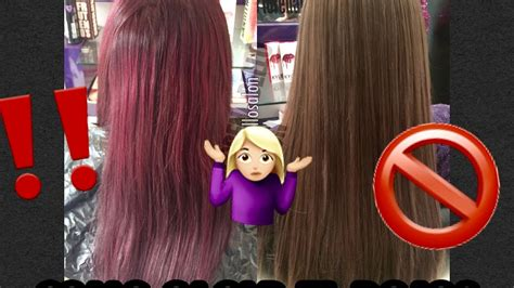 tutorial carta de colores para el cabello youtube como sacar tinte rojo paso a paso de rojo a rubio paso a