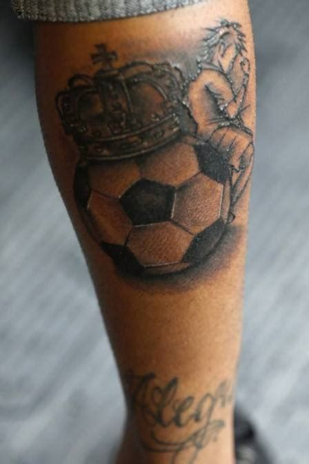 soccer tattoos 35 best football tattoos ideas