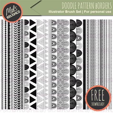 adobe illustrator pattern brush the 23 best illustrator brushes creative bloq