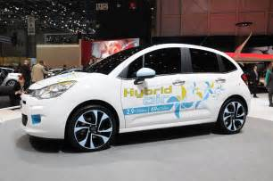 Peugeot Compressed Air Peugeot Revealed Air Hybrid Car Xcitefun Net