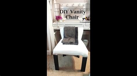 Diy Vanity Chair