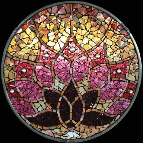 mosaic lotus pattern mosaic lotus flowers http lomets com