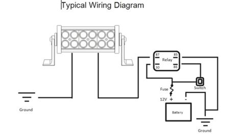 epistar led light bar wiring diagram wiring diagram with