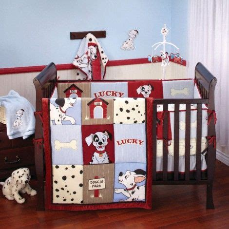 Disney Crib Bedding For Boys 101 Dalmatians 4 Crib Bedding Set Baby S Room Pinterest Disney Boys And Crib Sets
