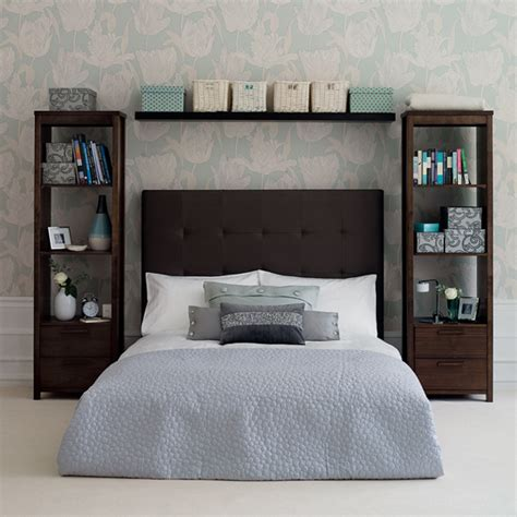 shelves in bedroom bedroom shelves on bedroom organisation organize bedrooms and shelving bed