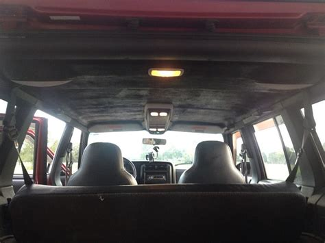 Jeep Headliner Replacement Headliner Repair Jeep Forum
