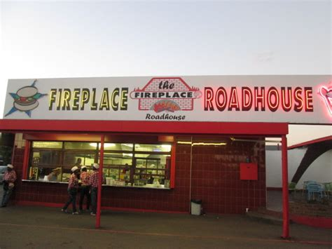 Fireplace Roadhouse nostalgia and food meet at the fireplace roadhouse in