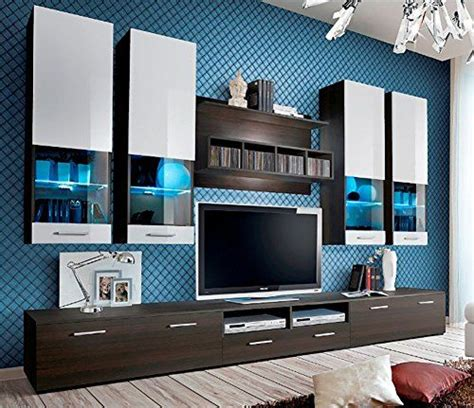 entertainment center with led lights 61 best images about concept muebles on modern