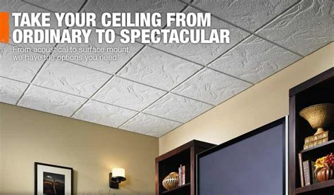 Drop Ceiling Panels Home Depot by Ceiling Tiles Drop Ceiling Tiles Ceiling Panels And
