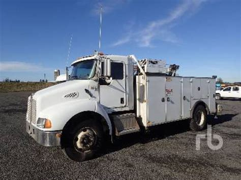 kenworth mechanics truck kenworth t300 service trucks utility trucks mechanic