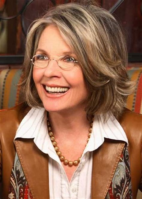 collar length hairstyles for mature women medium hair styles for older women the lovely haircuts