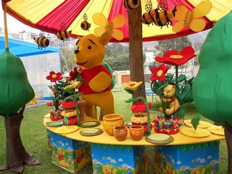 imagenes de fiestas infantiles de winnie pooh imagenes de cumplea 241 os de winnie pooh para instagram para