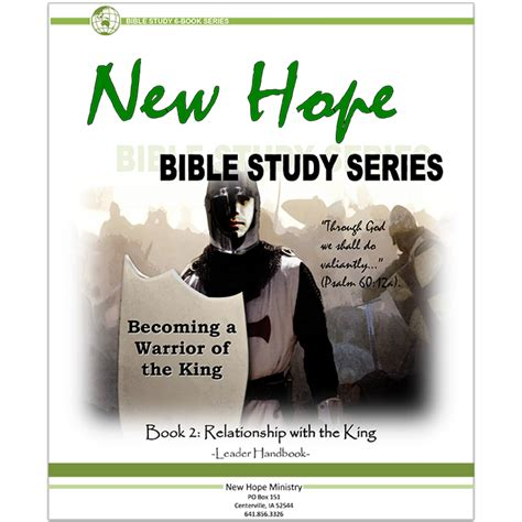 Bible Study Leader by Small Bible Study Series New Ministry And Counseling Center