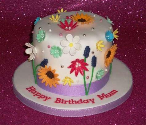 torte pasta di zucchero con fiori torta con i fiori foto 20 40 ricette pourfemme