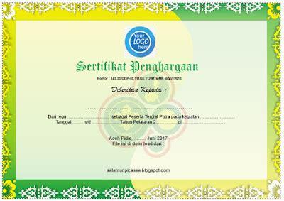 desain sertifikat cdr desain sertifikat piagam penghargaan cdr file design corel