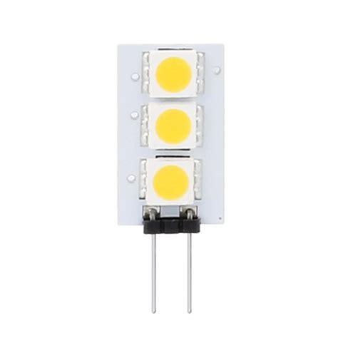 led gu4 led len 12 volt led l g4 gu4 0 6 watt ledz24 be