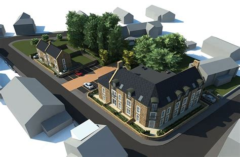 Home Design Leeds by New Homes Planned For Leeds Home Design And Style