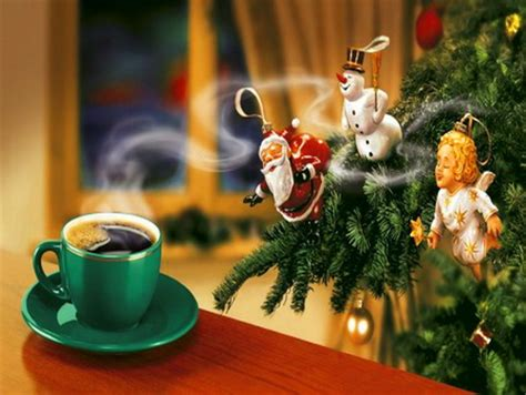 coffee christmas wallpaper christmas coffee 3d and cg abstract background