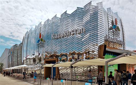 Pavillon Expo by Kasachischer Pavillon Expo 2015 Mailand Gtp2 Architekten