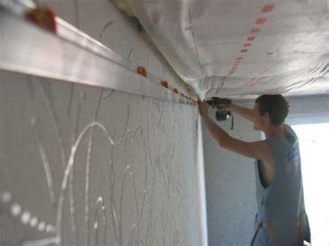 poncer plafond avant peinture 224 maur des fosses