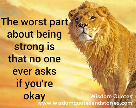 being strong quotes quotes about being strong man quotesgram