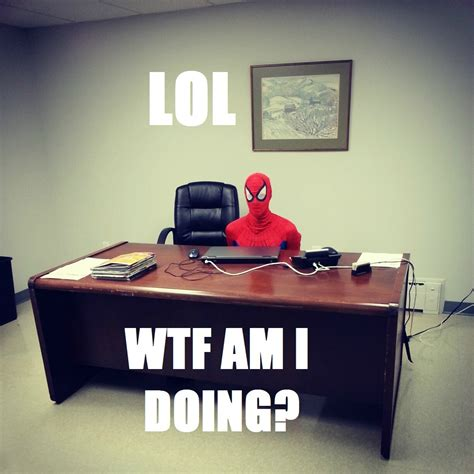 Spider Sitting At Desk by Irti 22 Gifs And Pictures Of Being