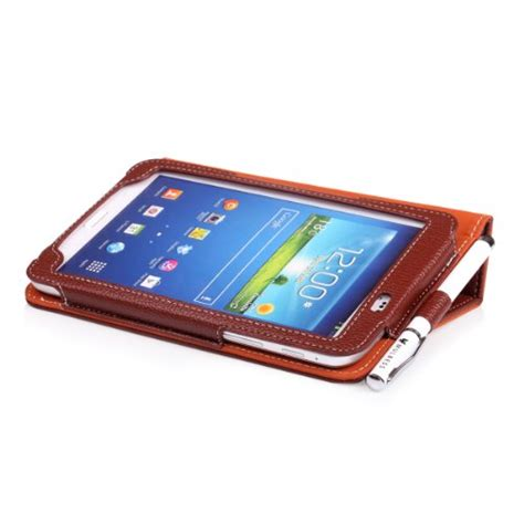 Cover For Samsung Galaxy Tab 3 70 mulbess samsung galaxy tab 3 7 0 cover flip stand