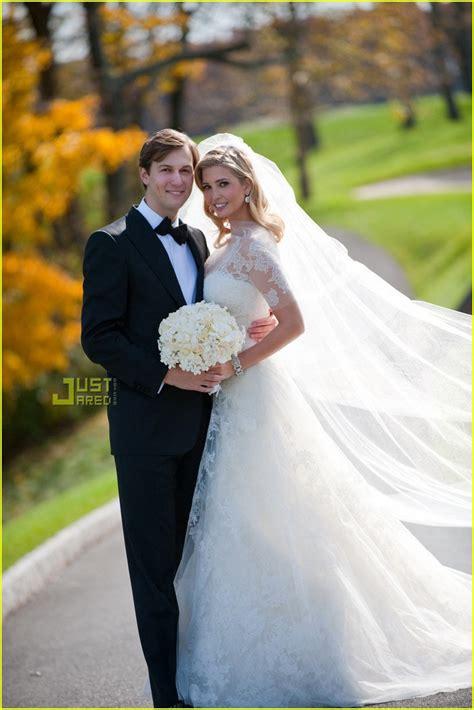 donald trump wedding steal that style ivanka trump fashionbride s weblog