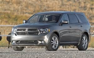2013 vs 2014 dodge durango styling showdown truck trend
