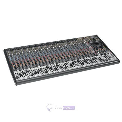Mixer Behringer Sx3242fx behringer eurodesk sx3242fx effects mixer whybuynew
