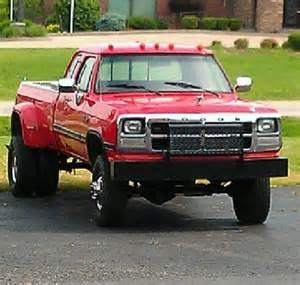 92 dodge cummins 3500 somethin about a truck