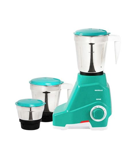 Juicer Vaganza 5 In 1 havells genie mixer grinder green price in india buy havells genie mixer grinder green