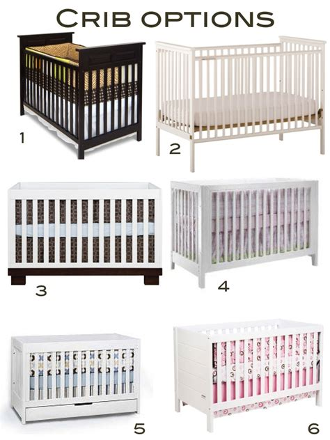 Baby Crib Styles by Baby Talk Our Crib Effortless Style