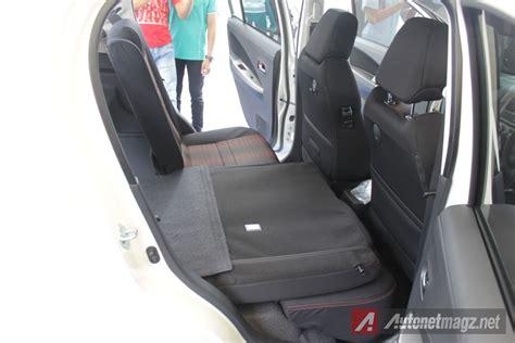 Console Consul Box Calya Sigra 2015 daihatsu sirion facelift fold seat