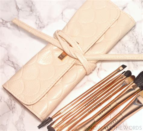 Sephora Sle Set sephora flatter yourself contouring brush set sephora