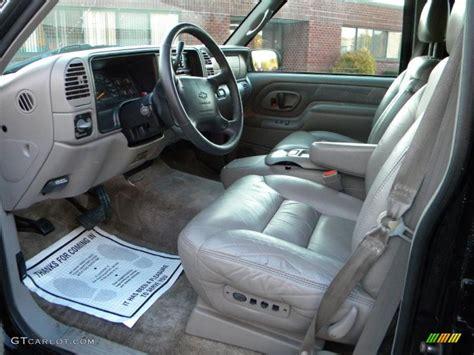 K1500 Interior by 1997 Chevrolet Suburban K1500 Lt 4x4 Interior Photo