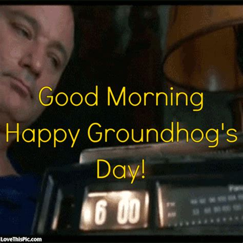groundhog day morning morning happy groundhog s day pictures photos and