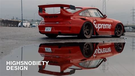 porsche rwb supreme find out why this owner added supreme to his rwb porsche