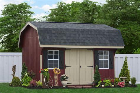 custom built garden sheds  pa backyard shed sales
